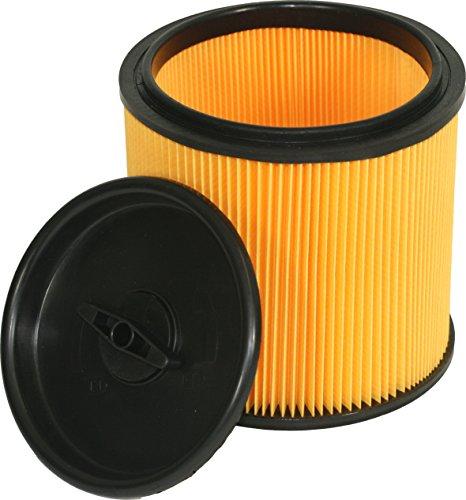 Faltenfilter Filter NTS Parkside PNTS 1400 A1 IAN 53353 inkl Deckel mit Stahlinnengitter Filterpatrone Trockenfilter