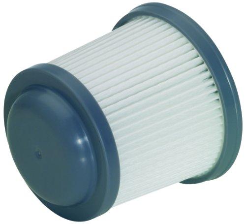 Black+Decker Ersatzfilter, Reinigungsfilter passend für diverse Modelle der Dustbuster-Akku-Handstaubsauger Pivot oder Flexi, passgenauer feiner Reinigungsfilter, VF90