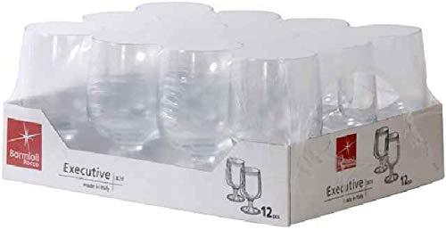 Bormioli Rocco Executive Set 12Gläser Wasser 26cl