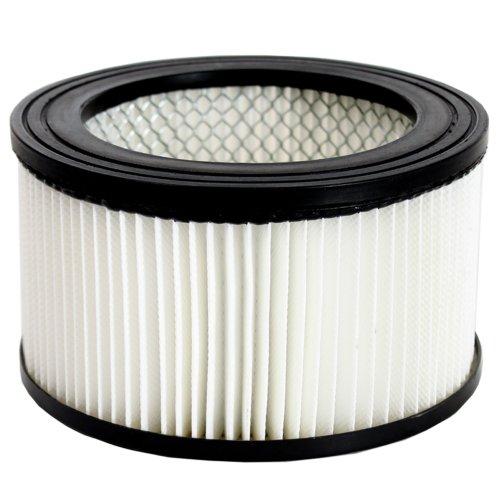 TecTake Aschesauger Kaminsauger mit Motor 1200W 20 Liter mit Metallsaugschlauch HEPA Filter // mit SGS-Zertifikat – diverse Modelle – Ersatzfilter | Nr. 400563
