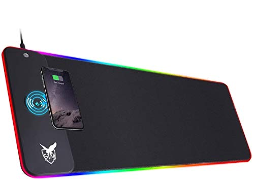 Top 10 Gaming Tisch Groß mit LED – Gaming-Mauspads für PC