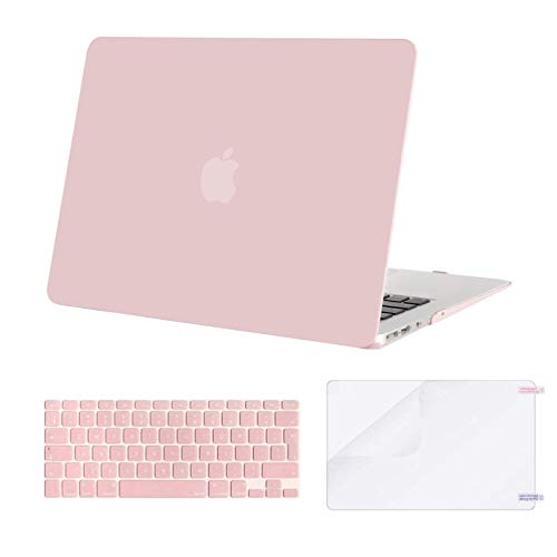 Top 10 Tastaturschutz MacBook Air 13 Deutsch Rosa – Laptop-Schalen
