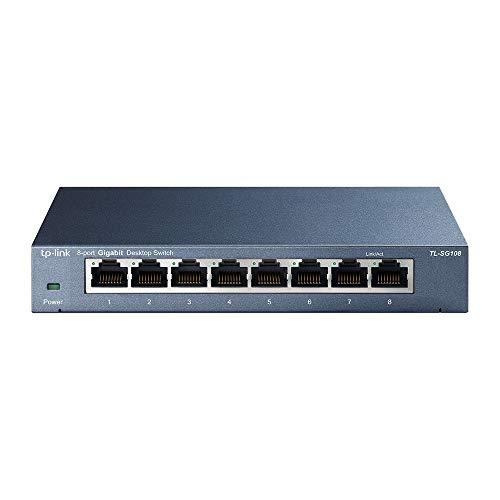Top 10 Switch CAT 7 8 Port – Netzwerk-Switches