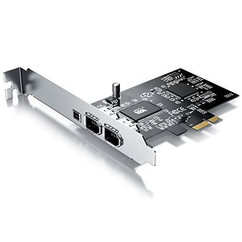 Top 9 Firewire PCI Express 3.0 – FireWire-Controller