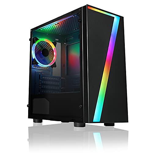 Top 10 Micro ATX RGB – PC-Gehäuse