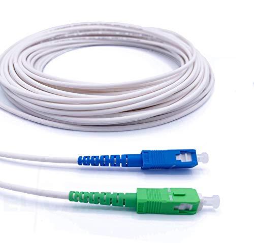 Top 10 LWL Kabel SC auf SC 100m – Glasfaser-Kabel