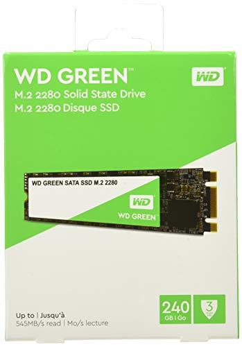 Top 10 SSD 240 M2 – Interne SSD