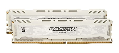 Top 10 Crucial Ballistix Sport LT 8GB DDR4 Ram 3200 – Arbeitsspeicher