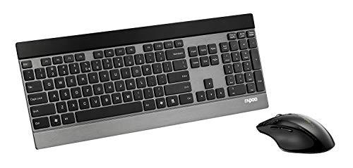 Top 10 Rapoo Tastatur Kabellos – Maus & Tastatur Sets