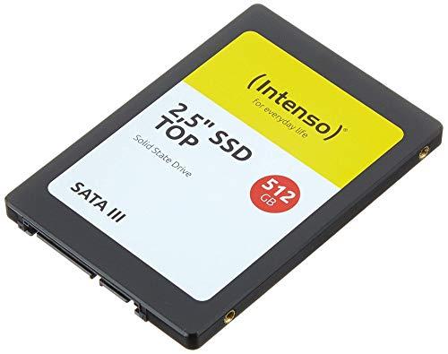 Top 9 SSD Festplatte 2 5 Zoll Intern 500GB – Festplatten