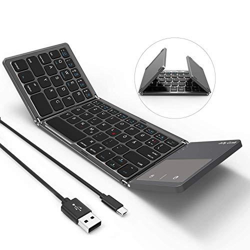 Top 10 Faltbare Tastatur Beleuchtet – Tastaturen für Tablet PCs