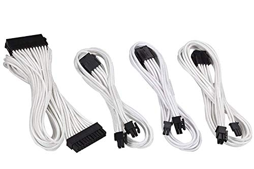 Top 10 Cable Extension Kit White – PC-Netzteile