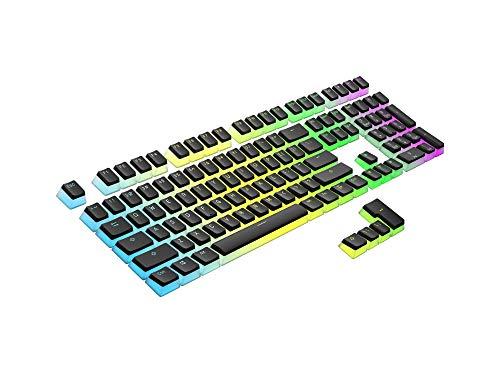 Top 8 Double Shot PBT Keycaps De Layout – Tastaturen