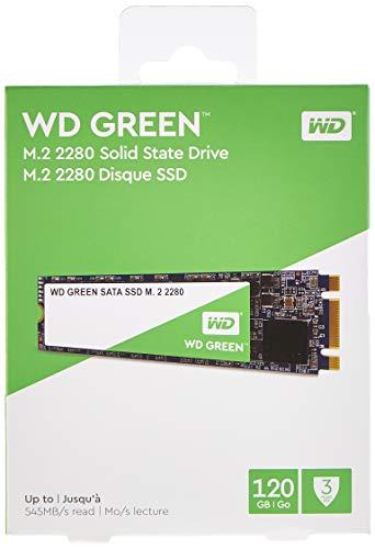 Top 10 SSD 120 GB M.2 – Interne SSD