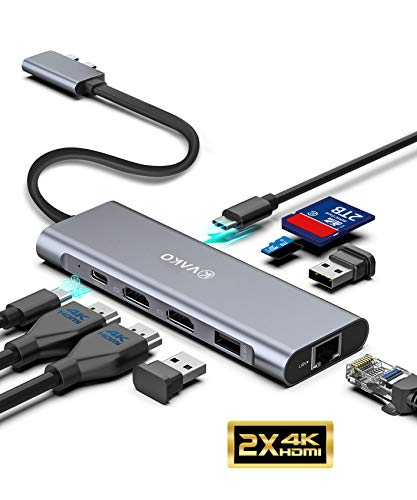 Top 10 MacBook Docking Station Thunderbolt 3 – USB-Hubs