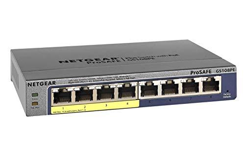 Top 10 Netgear PoE – Netzwerk
