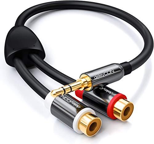 Top 10 Optisches Kabel zu Chinch Adapter – Cinch Kabel