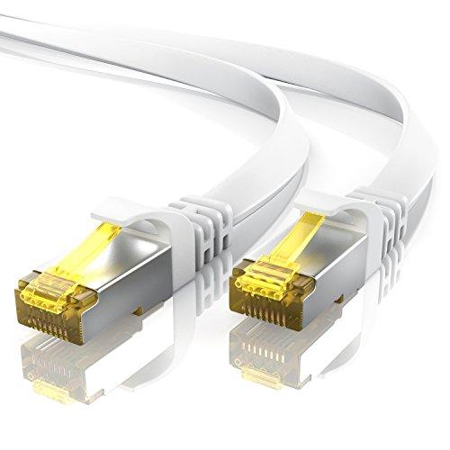 Top 10 Flaches Lan Kabel 10m – Ethernet-Kabel