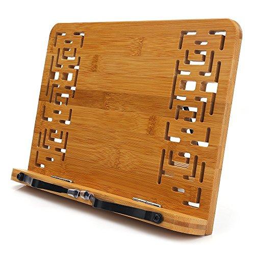 Top 10 Buchstütze Holz – Laptopständer