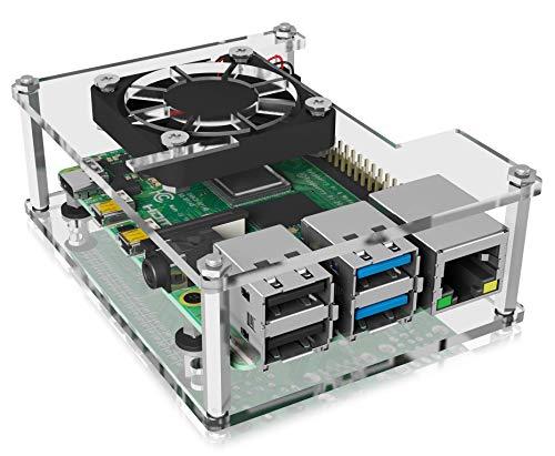 Top 10 Gehäuse durchsichtig – Externe PC-Komponenten