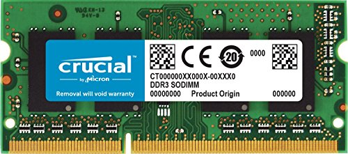 Top 9 8GB DDR3L 1600 SODIMM – Notebooks