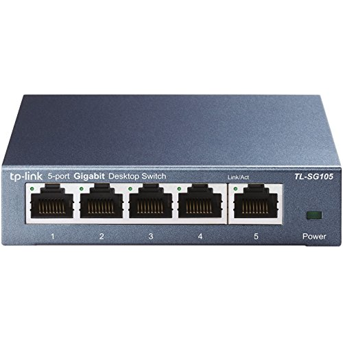 Top 10 Netzwerk Hub Gigabit 5 Port – Netzwerk
