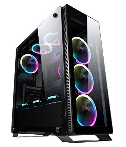 Top 7 Sahara P35 RGB – PC-Gehäuse