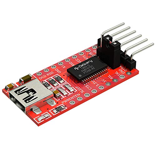 Top 9 FTDI Ft232 – Computer-Adapter