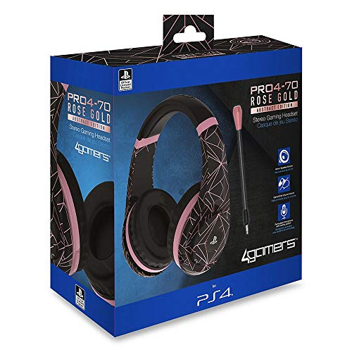 Top 10 Headset PS4 Gold – Gaming-Headsets für PlayStation 4