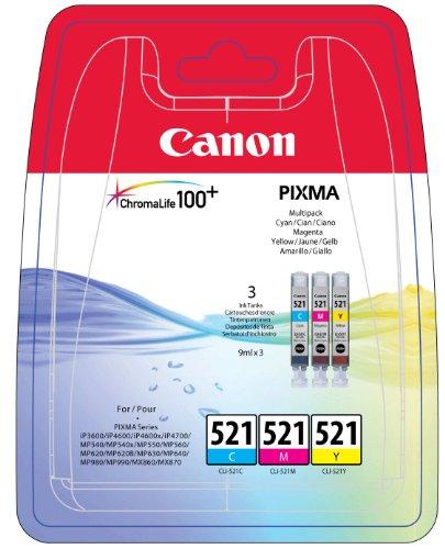 Top 8 Canon Druckerpatronen 521 – Drucker