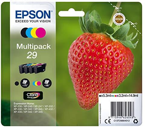 Top 10 Tintenpatronen für Epson – Drucker