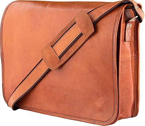 Top 9 Urban Leather Tasche – Laptop-Schultertaschen