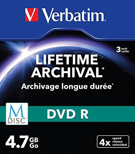 Top 10 Verbatim MDISC DVD – DVD-R