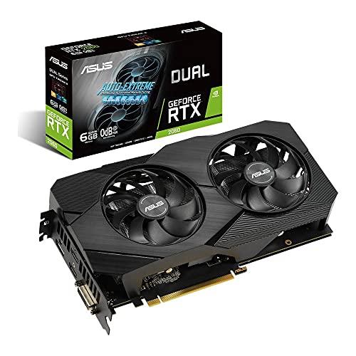 Top 8 EVGA GeForce RTX 2060 Ko – Grafikkarten