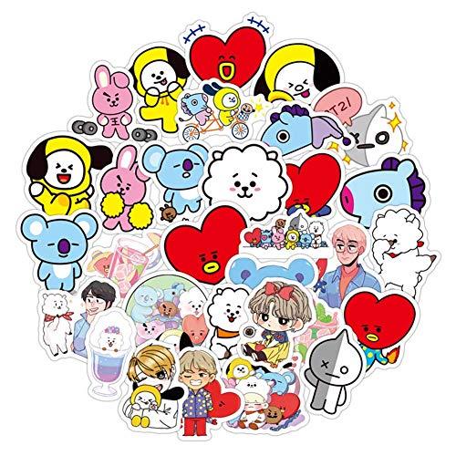 Top 10 BTS Sticker – Skin-Aufkleber