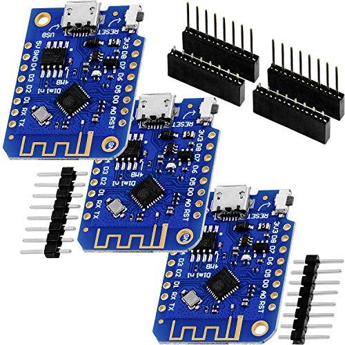 Top 10 Mikrocontroller WeMos D1 Mini – Mainboards